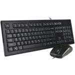 Клавиатура + мышь A4Tech Комплект Клавиатура + Мышь KR-8520D