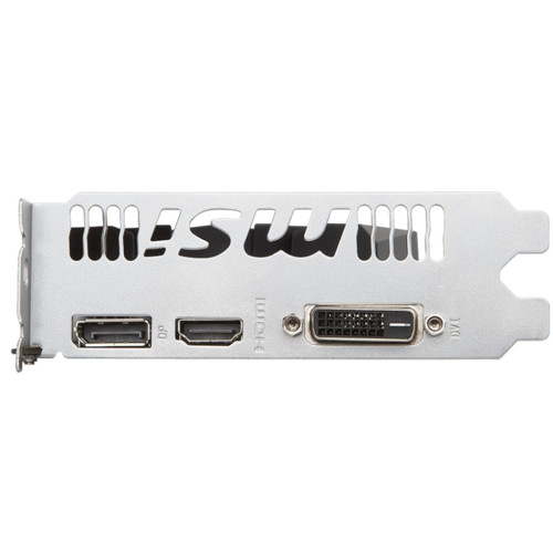 Видеокарта MSI GTX 1050 (GTX 1050 2G OC V1)