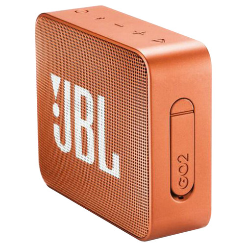 Аудиоколонка JBL GO2 Orange (JBLGO2ORG)(931949)