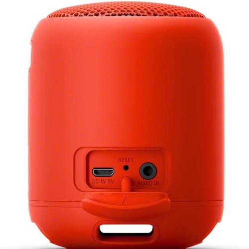 Аудиоколонка Sony SRSXB12 Red (091375)