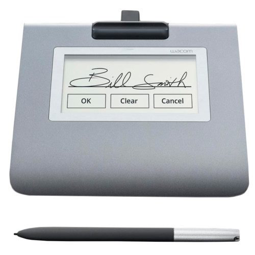 Графический планшет Wacom для цифровой подписи (STU-430-CH2)