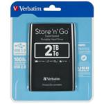 Внешний жесткий диск Verbatim 53177