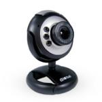 Web-камера Global A-9 Серебристо-Чёрный