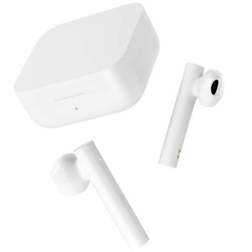 Наушники Xiaomi Беспроводные Mi True Wireless Earphones 2 Basic (BHR4089GL)