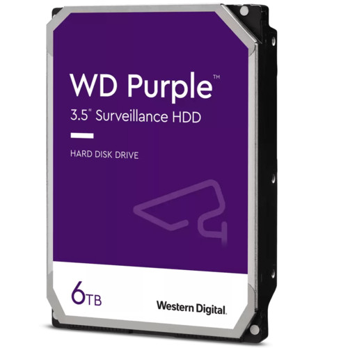 Внутренний жесткий диск Western Digital Purple (WD62PURZ)