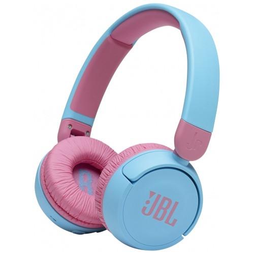 Наушники JBL Беспроводные JBLJR310BTBLU (JBLJR310BTBLU)