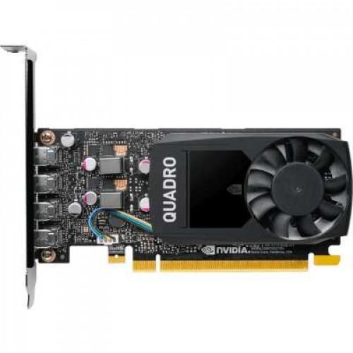 Видеокарта PNY Quadro P1000 (VCQP1000V2BLK-5)
