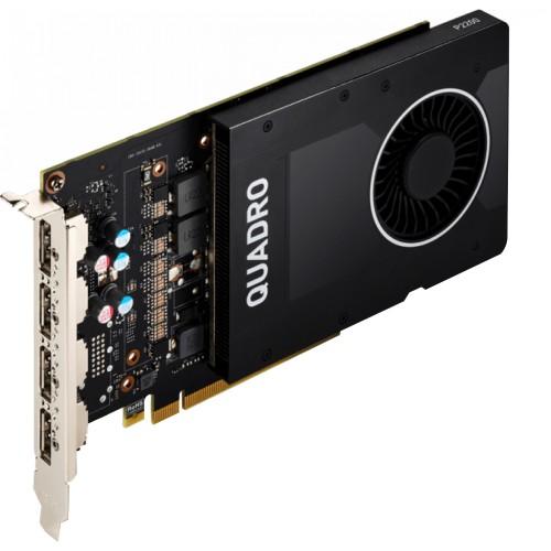 Видеокарта PNY Quadro P2200 (VCQP2200BLK-5)