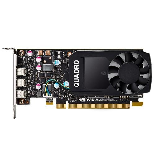 Видеокарта PNY Quadro P400 (VCQP400V2-PB)