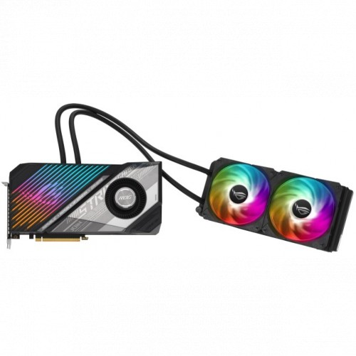 Видеокарта Asus ROG-STRIX-LC-RX6900XT-O16G-GAMING (ROG-STRIX-LC-RX6900XT-O16G-GAMING)