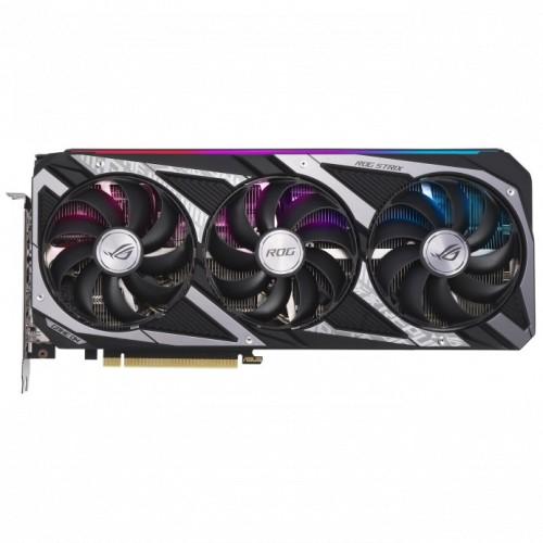 Видеокарта Asus GeForce RTX 3060 (ROG-STRIX-RTX3060-O12G-GAMING)