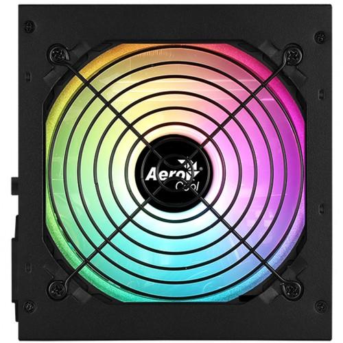 Блок питания Aerocool ATX 650W KCAS PLUS GOLD (ACPG-KP65FEC.11)