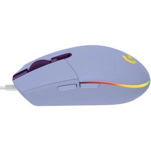 Мышь Logitech G102 LightSync Lilac (910-005854)
