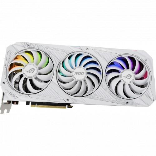 Видеокарта Asus ROG-STRIX-RTX3080-O10G (ROG-STRIX-RTX3080-O10G-WHITE)