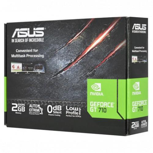 Видеокарта Asus GT 710 GT710-SL-2GD5-DI (GT710-SL-2GD5-DI)