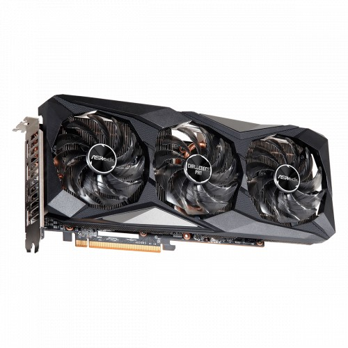 Видеокарта ASRock Radeon RX 6700 XT Challenger Pro 12G (RX6700XT CLP 12GO)