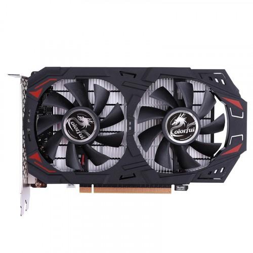 Видеокарта Colorful GeForce GTX1050Ti 4Gb (GTX1050Ti NE 4G-V)