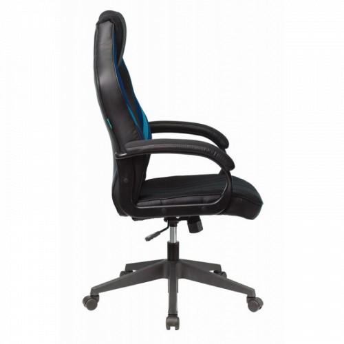 Компьютерная мебель Бюрократ VIKING 3 AERO BLUE (VIKING 3 AERO BLUE)