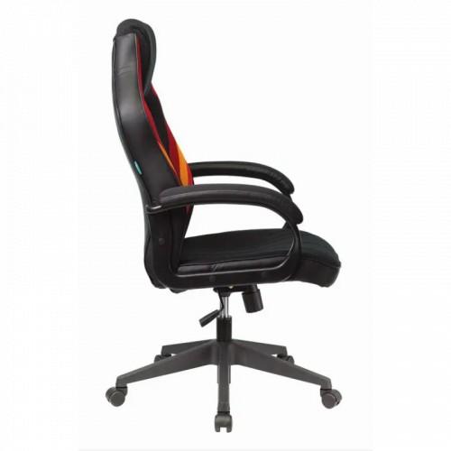 Компьютерная мебель Бюрократ VIKING 3 AERO RED (VIKING 3 AERO RED)