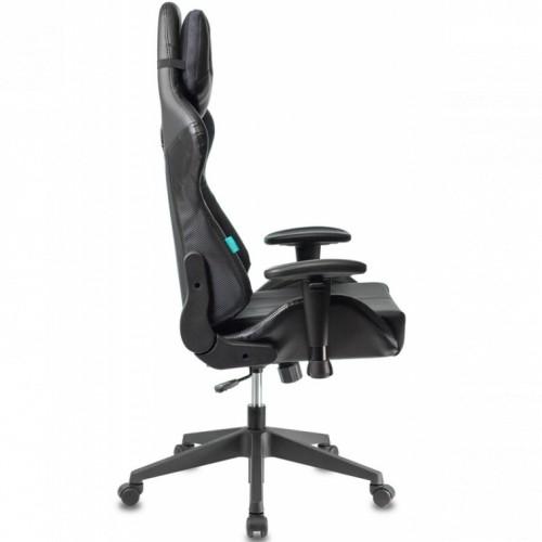 Компьютерная мебель Бюрократ VIKING 5 AERO BLACK (VIKING 5 AERO BLACK)