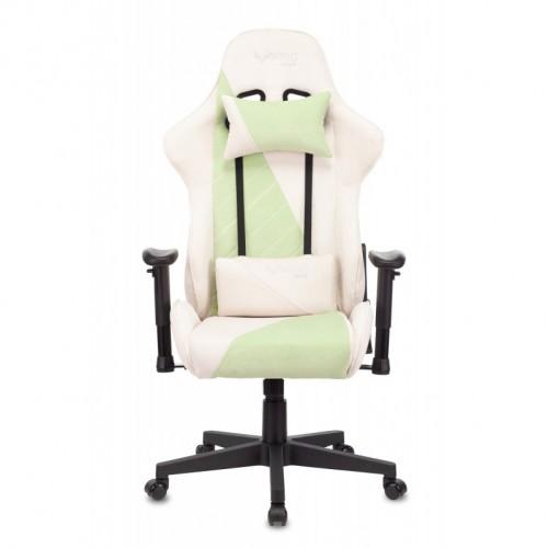 Компьютерная мебель Бюрократ VIKING X GREEN (VIKING X GREEN)