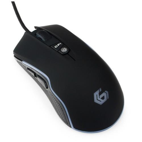Мышь Gembird MG-700 Black (MG-700 Black)