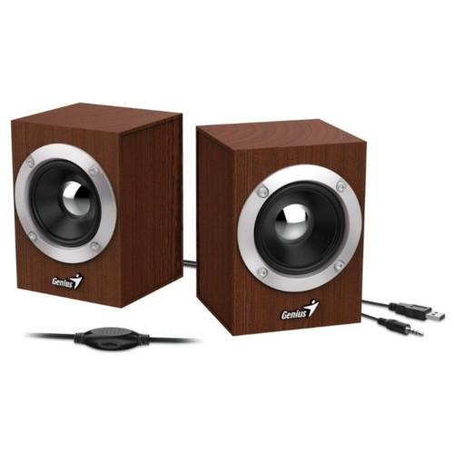Аудиоколонка Genius SP-HF280 Wood (31730028400)