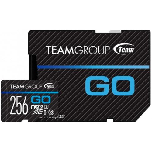 Флеш (Flash) карты Team Group 256 (TGUSDX256GU303)
