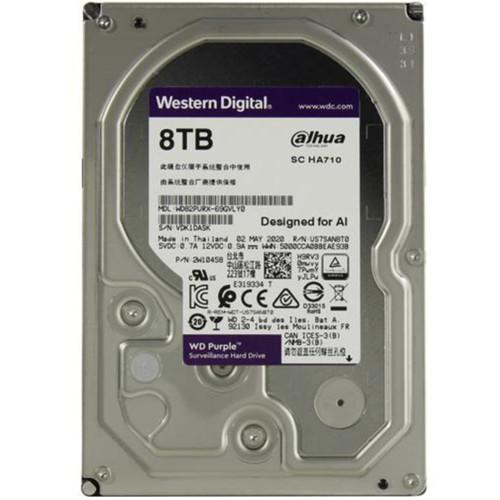 Внутренний жесткий диск Western Digital 8 ТБ (WD82PURX)