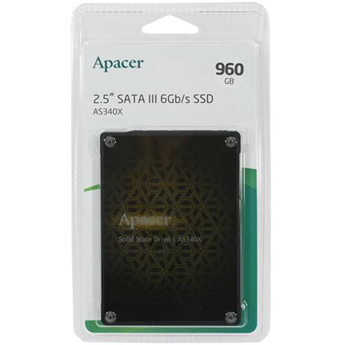 Внутренний жесткий диск Apacer AS340X (AP960GAS340XC-1)