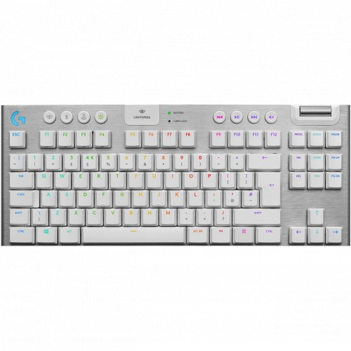Клавиатура Logitech G915 TKL WHITE (920-010117)