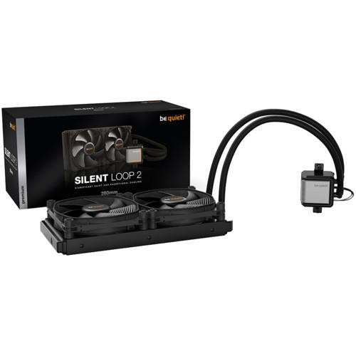 Охлаждение BeQuiet Silent Loop 2 280mm (38107)