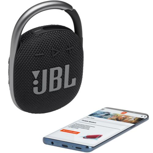 JBL JBLCLIP4BLK (JBLCLIP4BLK)