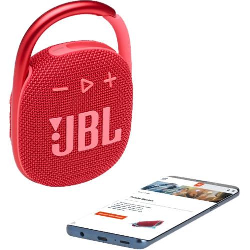 JBL JBLCLIP4RED (JBLCLIP4RED)
