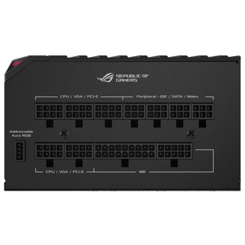 Блок питания Asus ROG-THOR-850P (ROG-THOR-850P)