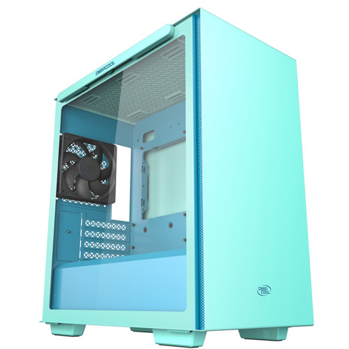 Корпус Deepcool MACUBE 110 GRBL (37635)