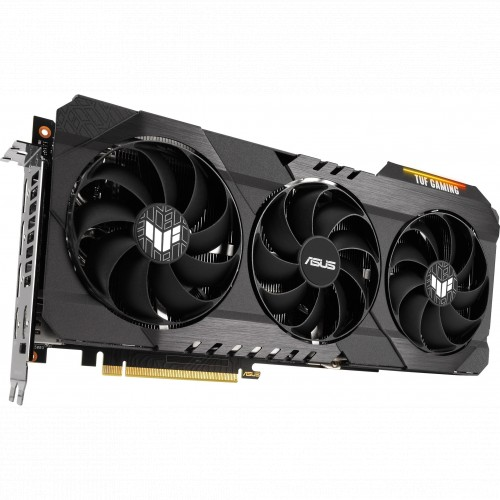 Видеокарта Asus GeForce RTX 3070 Ti TUF Gaming OC (TUF-RTX3070TI-O8G-GAMING) (TUF-RTX3070TI-O8G-GAMING)