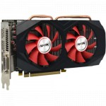 Видеокарта AFOX Radeon RX 570 AFRX570-8192D5H3-V2