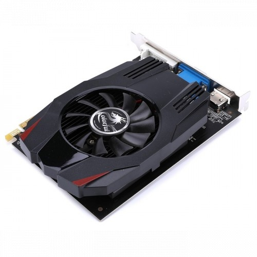 Видеокарта Colorful GeForce GT 730 2GB (GT730K 2GD3-V) (GT730K 2GD3-V)