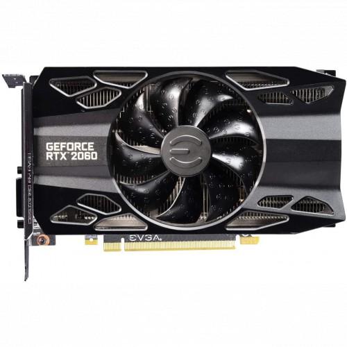 Видеокарта EVGA eForce RTX 2060 XC Ultra Gaming (06G-P4-2062-KR)