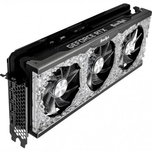 Видеокарта Palit RTX 3070 Ti GameRock OC (NED307TT19P2-1047G) (NED307TT19P2-1047G)