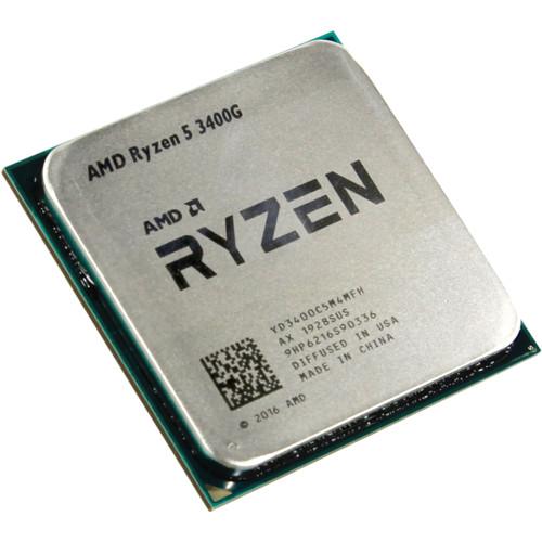Процессор AMD 3400G (YD340GC5M4MFH)