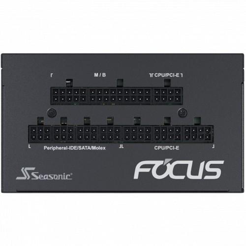 Блок питания Seasonic FOCUS PX-650 (PX-650 (SSR-650PX))