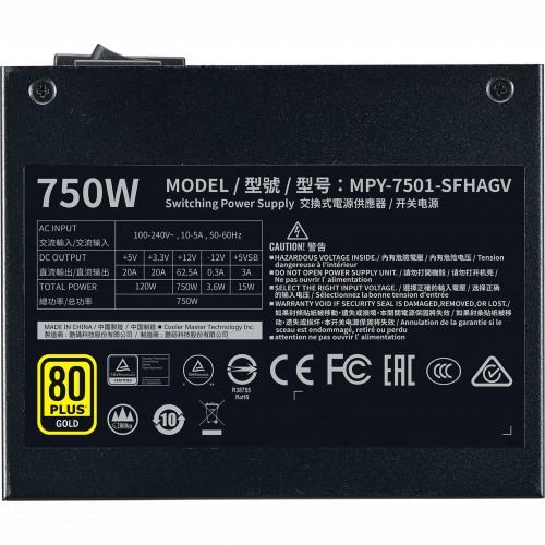 Блок питания Cooler Master MPY-7501-SFHAGV-EU (MPY-7501-SFHAGV-EU)