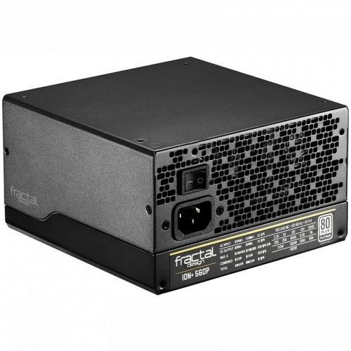 Блок питания FRACTAL DESIGN FD-PSU-IONP-660P-BK-EU (FD-PSU-IONP-660P-BK-EU)