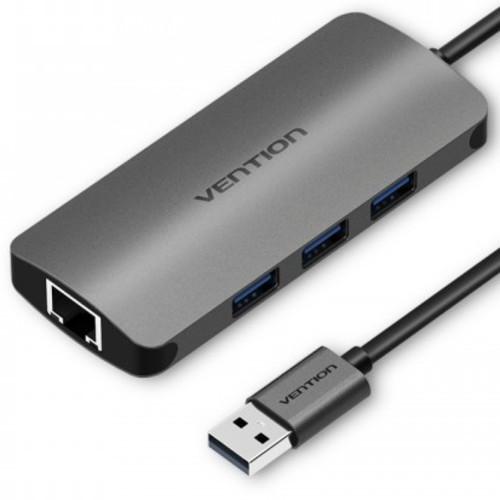 Vention USB3.0-RJ45 (CEHBB)