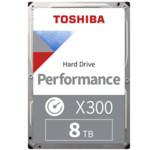 Внутренний жесткий диск Toshiba X300