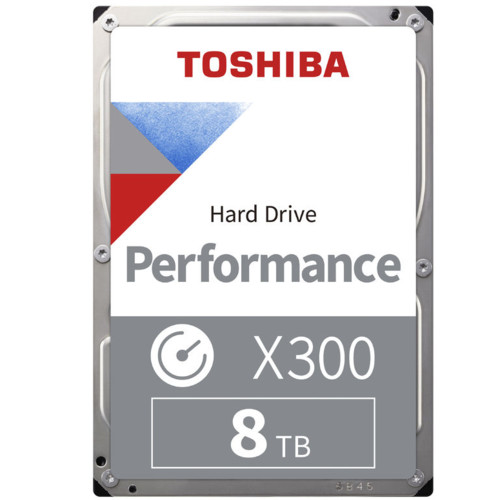 Внутренний жесткий диск Toshiba X300 (HDWR480UZSVA)