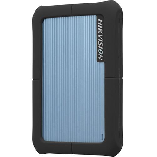 Внешний жесткий диск Hikvision HS-EHDD-T30/1T/BLUE/RUBBER (HS-EHDD-T30/1T/BLUE/RUBBER)