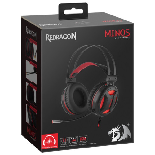 Наушники Redragon Minos (78368)